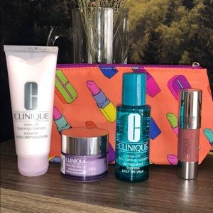 Clinique Skincare set